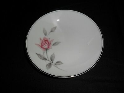 "Noritake Japan China Rosemarie 6044 Fruit Bowls 5 1/2"" Diameter 12 Available"
