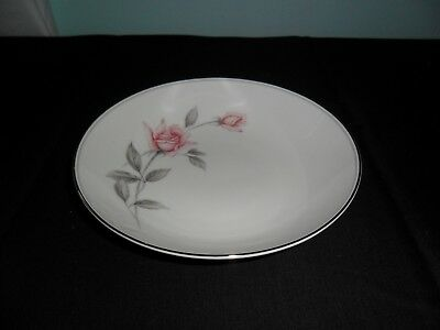 "Noritake Japan China Rosemarie 6044 Soup Bowls 7 1/4"" Diameter 12 Available"