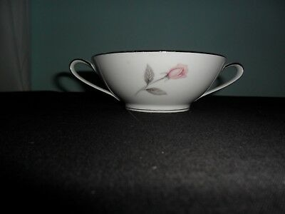 Noritake Japan China Rosemarie 6044 Sugar Bowl Bottom, No Lid