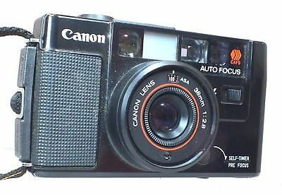 CANON SURESHOT AF35M 35mm Compact Camera - B36