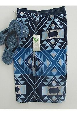 MEN'S FASHION BOARD SHORTS WITH MATCHING FLIP FLOPS (Lot of 12)