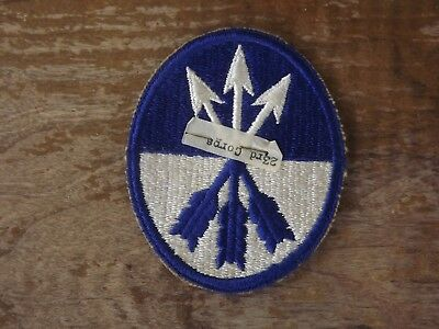 WW2 23rd Corps Patch