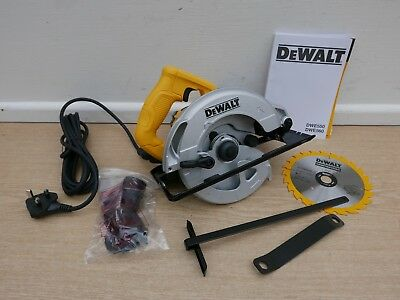 Dewalt Dwe550 1200W 165Mm Circular Saw 55Mm Depth Of Cut 240V