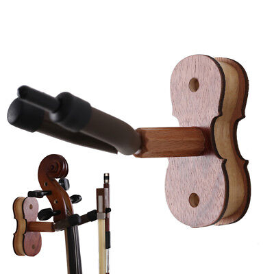 Guitar Hanger Stand Hook Holder Wall Mount Display For Uku Guitars Bass Violin
