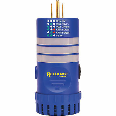 Reliance CircuitScout Circuit Breaker Locator Model# THP109
