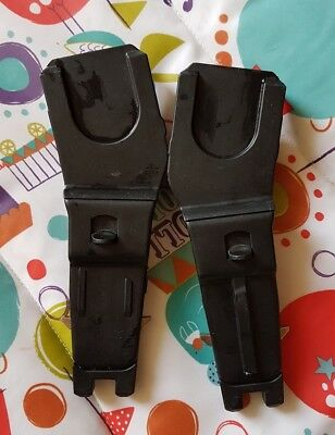 Mothercare Orb Spare Parts - Maxi Cosi Car Seat Adapters Adaptors Travel System