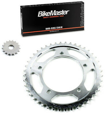 JT O-Ring Chain 17-44 Sprocket Kit for Triumph 1050 Tiger 2007-2012