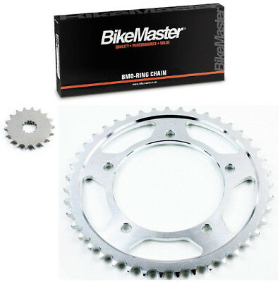 JT O-Ring Chain 18-43 Sprocket Kit for Triumph 1050 Tiger 2007-2012