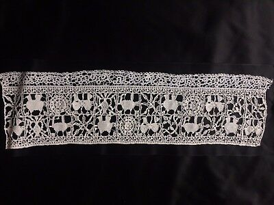 Italian Needle Lace - Late 16th/Early 17th Century