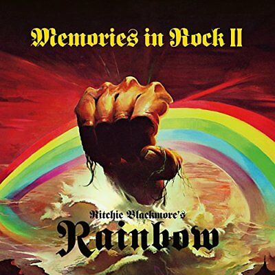 Ritchie Blackmores Rainbow-Memories In Rock Ii  CD NEW
