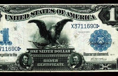 Fr 229. $1 1899 ::: BLACK EAGLE ::: Silver Certificate ** MORE CURRENCY FOR SALE