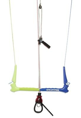 KITEATTITUDE Freestyle Kite-Bar, 52cm, 22m