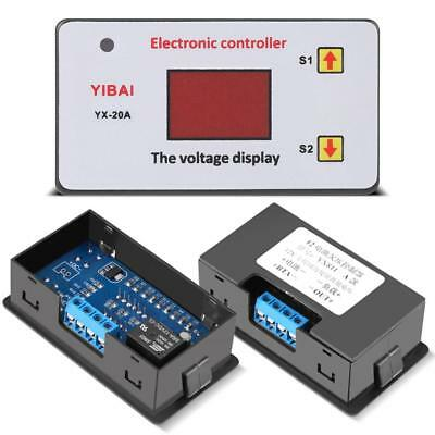 12V Battery Low Voltage Cut off Switch On Protection Undervoltage Controller nd