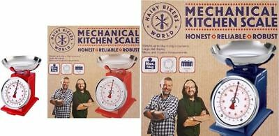 Hairy Bikers Mechanical Kitchen Food Scales
