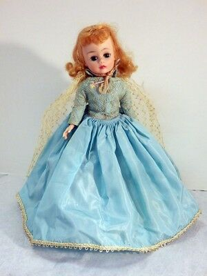 "VTG MADAME ALEXANDER CISSETTE 1959 Sleeping Beauty 10"" DOLL"