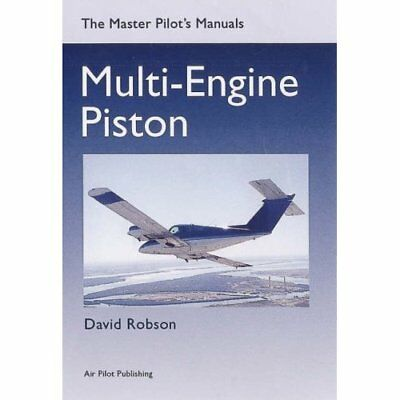 Multi-engine Piston (Master Pilot's Manuals) - Paperback NEW Robson, David 2004-
