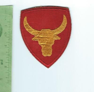 WWII  Philippine  Division  patch