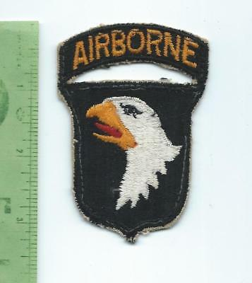WWII  101st Airborne Division   patch