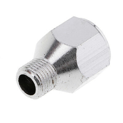 1/4'' BSP Female to 1/8'' BSP Male Airbrush Adaptor Fitting Connector