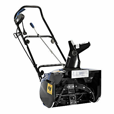 Snow Joe Ultra 18 Inch 13.5 Amp Electric Snow Thrower with 4 Blade Auger & Light