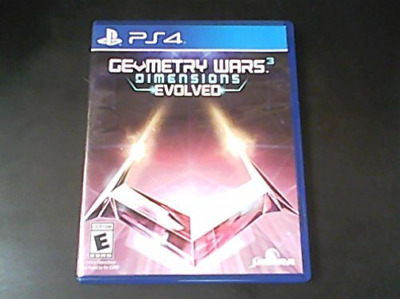 Geometry Wars 3 Ps4  Game New