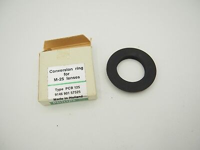 Conversion ring for m-24 lenses , f/ enlarger philips
