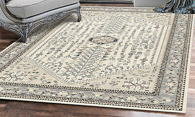 A2Z Rug Large Classic Traditional Oriental Decor Rugs Vintage Style Area Carpets