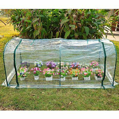 Outsunny 3.3 Ft. W x 6.56 Ft. D Mini Greenhouse