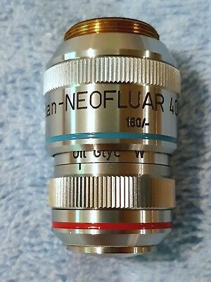 Zeiss Plan-NEOFLUAR 40/0.9 oil-water-glycerin multi-immersion objective