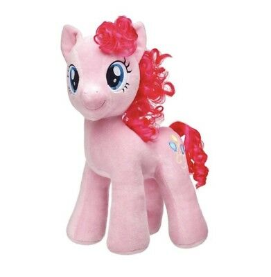 Build a Bear My Little Pony Pinkie Pie, neu mit Etikett