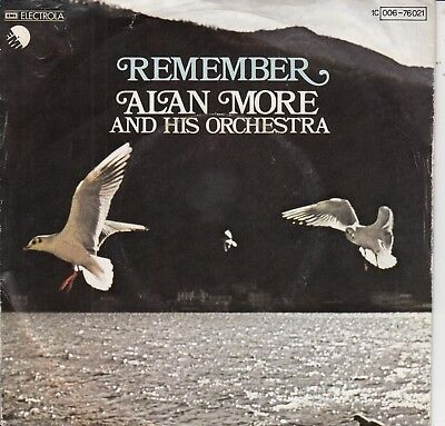 "7""-  Alan More And His Orchestra  = Remember / Let The Birds Sing"