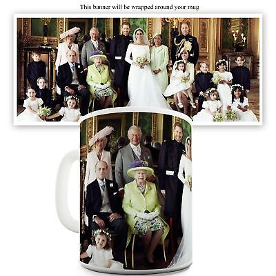 11 OZ Funny Mugs For Coworkers Harry And Meghan Marriage Royal Wedding