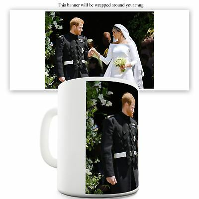 Royal Wedding Prince Harry and Meghan Markle 11 OZ Funny Mugs For Men