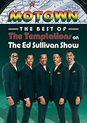 The Best of the Temptations on the Ed Sullivan Show [New DVD]