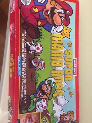Super Mario Bros Vintage board Game