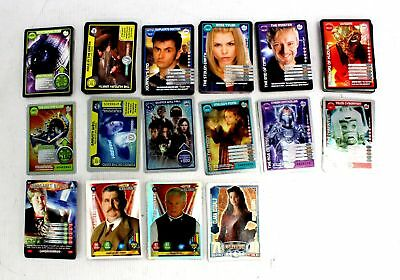 Mixed Collection Of BBC DOCTOR WHO Trading Cards - P31