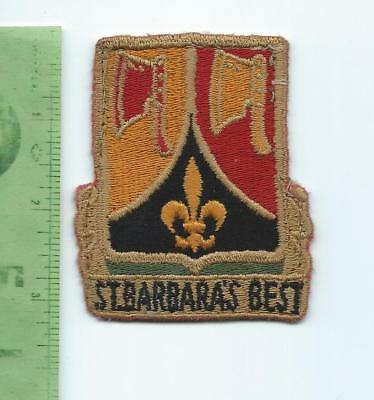 US Army  775th Field  Artillery Battalion  patch