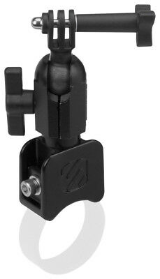 Scosche Industries BaseClamp Motorcycle Camera/GoPro Mount Base Black PSM31001