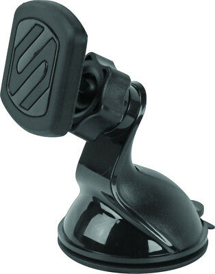 Scosche Industries TerraClamp MagicMount Suction Magnetic Mount Black MAGWSM2