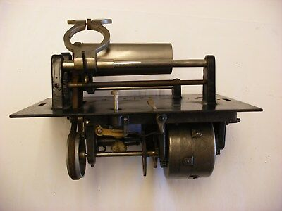 Original Columbia Graphophone Cylinder Phonograph - Model BK - Mechanism Only