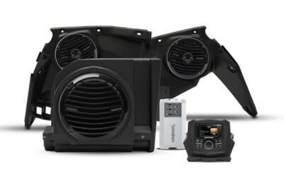 Rockford Fosgate Stereo Stage 3 Speaker Sub Kit For Can-Am Maverick X3 X3-STAGE3