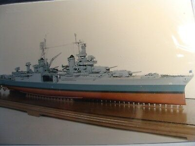 "Amerik.Kreuzer ""USS Indianapolis"" scale1:192 ,Hightech-Kit for advance modellers"