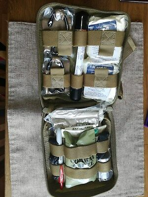 Improved First Aid Kit Multicam US Army Nato Neu