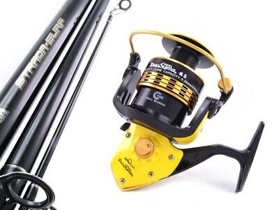 SARATOGA STRADA Beach Surf 14'0 15kg Spinning Fishing Rod and Reel Combo PRESALE