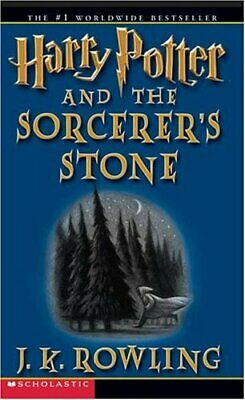 Harry Potter and the Sorcerer's Stone (MM) by Rowling, J. K. Book The Cheap Fast