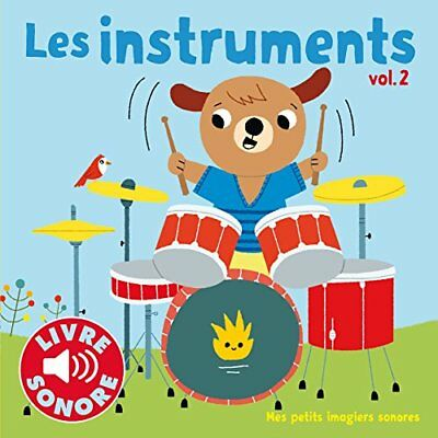 Les instruments : Tome 2 by Billet, Marion Book The Cheap Fast Free Post