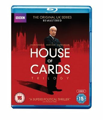 House of Cards Trilogy [Blu-ray] [Region Free] -  CD P2VG The Fast Free Shipping