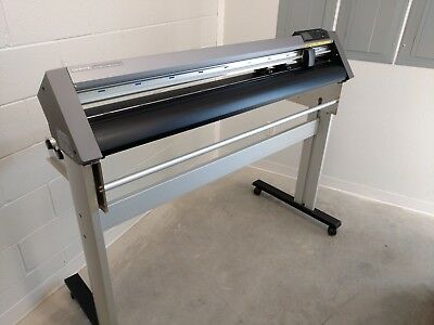 """Graphtec CE6000-120, 48"""" Vinyl Cutter and  Stand, Cutting Plotter"""