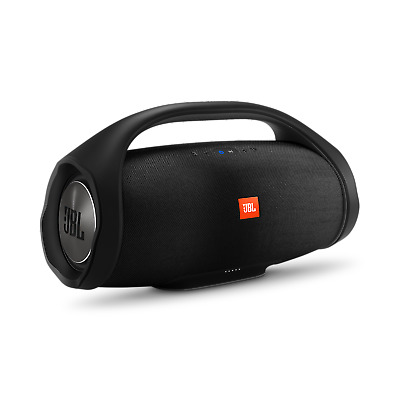 JBL BOOMBOX - Waterproof Portable Bluetooth Speaker Black (Refurb)