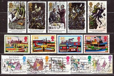 QEII 1993  3 used Commemorative sets (j233)